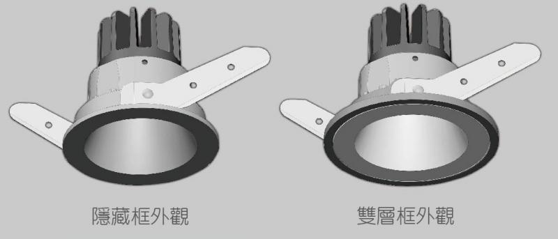 R16 COB LED 模組 小崁燈系列
